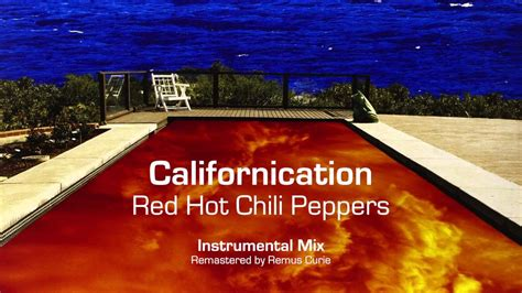 Red Hot Chili Peppers - Californication (Instrumental