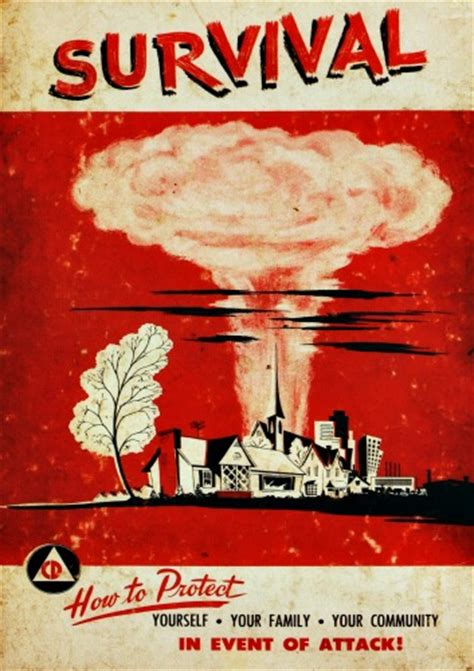 Nuclear Jitters   Envisioning The American Dream