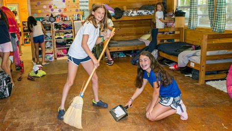 Cabin Life - Living at Camp Wicosuta for Girls in New