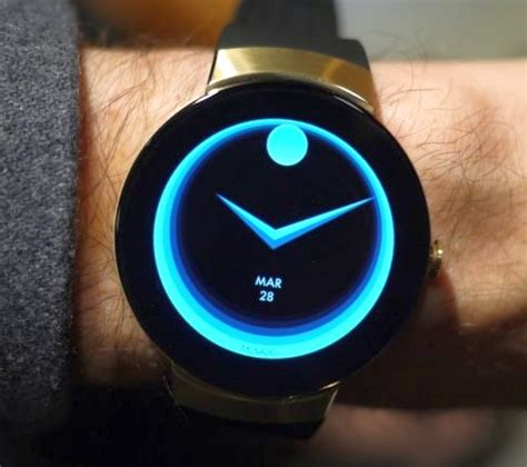 Movado Connect smartwatch coming this fall - NotebookCheck