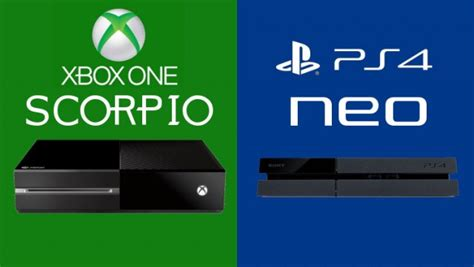 Xbox Scorpio vs PS4 Pro: 5 Big Differences Early Buyers
