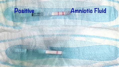 A New Self-Test for Amniotic Fluid Leakage - YouTube