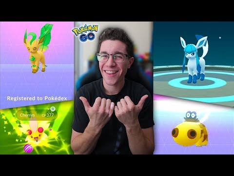 How to Evolve Eevee into Leafeon – Pokemon Omega Ruby and