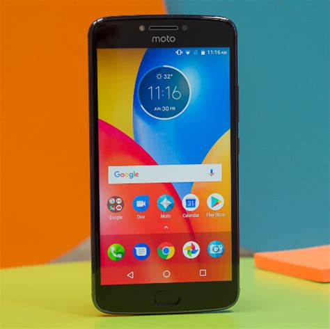 The Moto E4 Plus has the highest score on our battery life