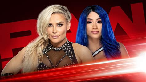 Sasha Banks faces Natalya in The Boss' first match since
