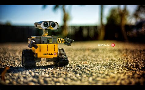 WALL-E | #6/365 This weekend I saw WALL-E on bluray