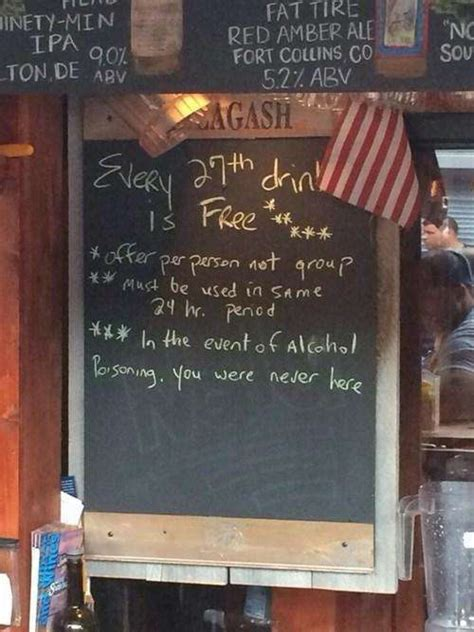 50 Of The Funniest Signs You Have Ever Seen