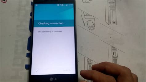 Bypass LG verify your account Google LG Factory Reset