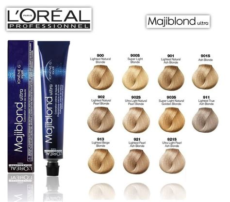 15 best images about LOreal MAJIBLOND Ultral Hi