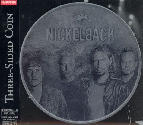 Three Sided Coin - Nickelback   Songs, Reviews, Credits