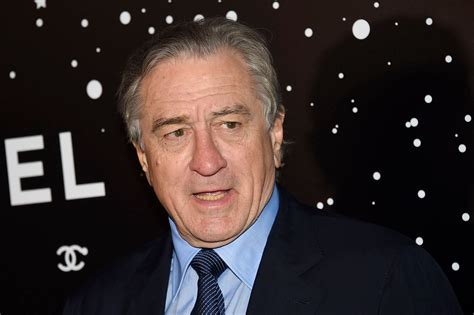 Robert De Niro Wishes Jail Time For Trump – Rolling Stone