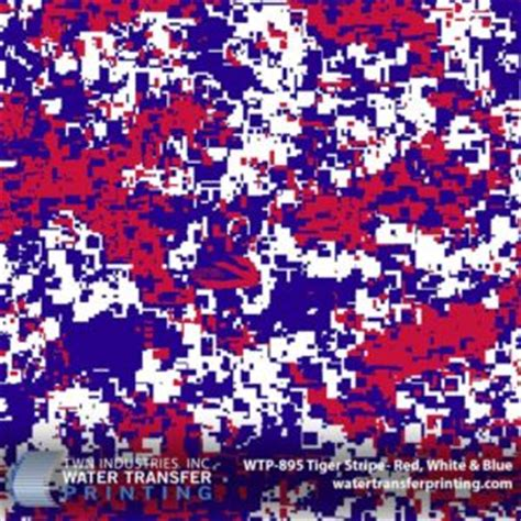 Hydrographic Film – Hydro Dipping Film Supplier | TWN
