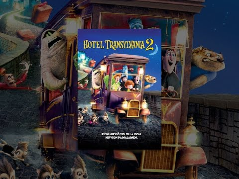 It's Not Easy to Stay In Hotel Transylvania 2, A Movie