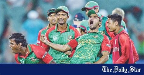 ICC World Cup and our expectations | The Daily Star