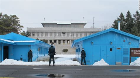 DMZ: Tensions high at the knife-edge of Korean conflict - CNN