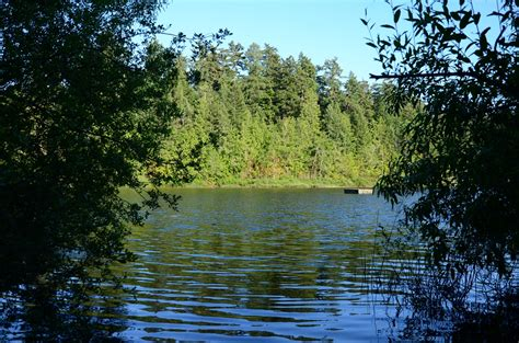Weston Lake - Salt Spring Island Beaches and Lakes from