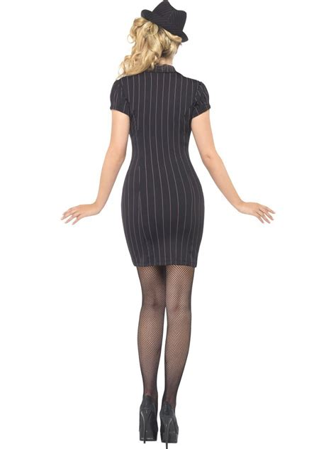 Sexy Gangster Costume