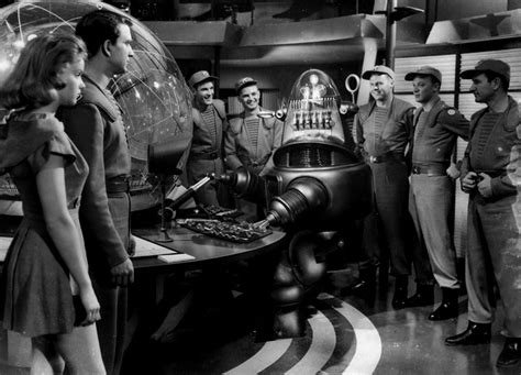 Your Favorite Sci-Fi Flicks, From Metropolis Through the