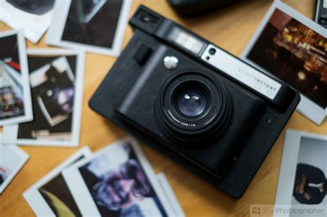 How to Shoot Fujifilm Instax Wide in Polaroid Land Cameras