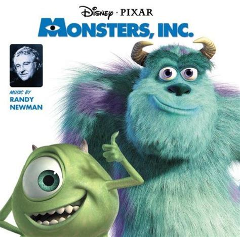 Pin by Mik on My Playlist | Monsters inc, Randy newman