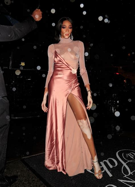 Winnie Harlow TheFappening Sexy Tits (16 Photos) | #The