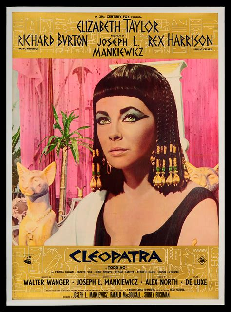 Elizabeth Taylor Foreign Posters - FFF Movie Poster Museum