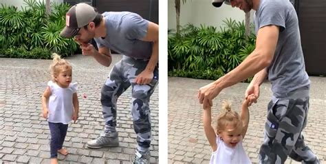 Enrique Iglesias proves to be #DadGoals yet again: best