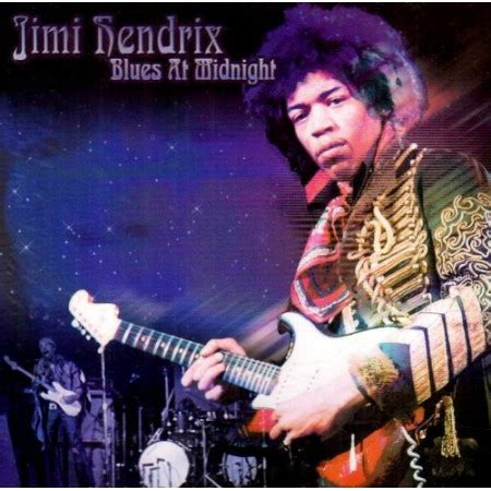 Jimi Hendrix - Blues at Midnight (CD, Unofficial Release