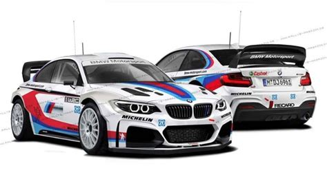 BMW M WRC Rendered: An Impossible Dream - autoevolution