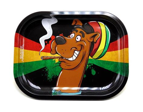 Scooby Doo Rolling Tray