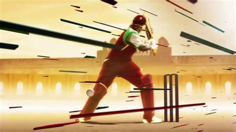 ICC WORLD CUP INTRO - YouTube
