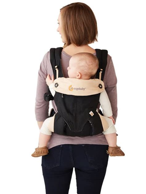 Ergobaby 360 Carrier - four position carrier, including