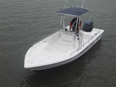 Sea Pro SV2400 Bay Boat - Reduced to $20,000 - The Hull