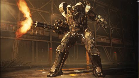 More Call of Duty: Advanced Warfare in-game screens and