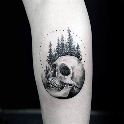 40 Small Detailed Tattoos For Men - Cool Complex Design Ideas