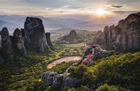 43 Meteora HD Wallpapers | Backgrounds - Wallpaper Abyss