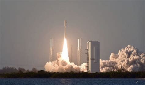2 Military Satellites Launched into Orbit Around Earth