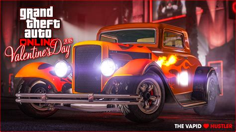 Love is in the air for GTA Online players this week- and a