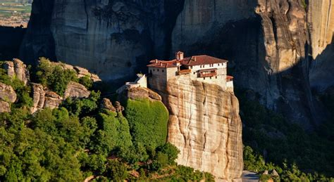 Meteora Monasteries: A Guide To Greece's Mythical