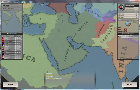Greater Arabia image - McLeod in the High Castle mod for