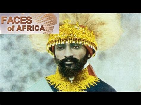 Faces of Africa— Haile Selassie: The pillar of a modern