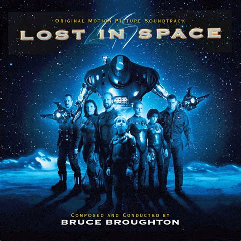Bruce Broughton's Complete 'Lost in Space' Score to Be