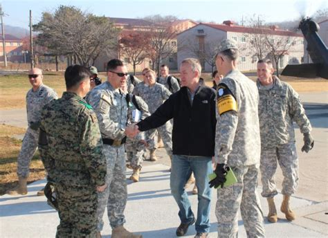 Under Secretary of the Army visits JSA   Article   The