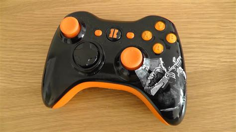 Black Ops 2 Custom Controller for Xbox 360 [M&H Customs
