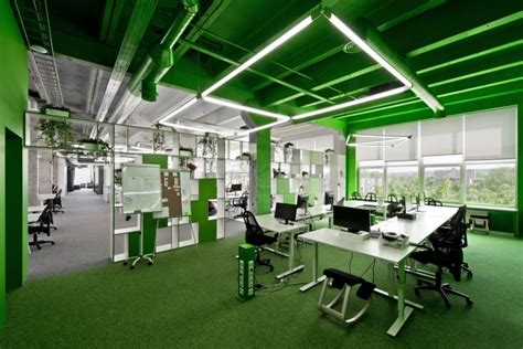 » VINTED 4TH office by YCL studio, Vilnius – Lithuania