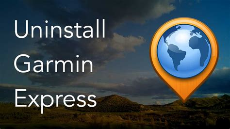 How to Uninstall Garmin Express - Removal Guide for Mac
