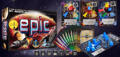 Tiny Epic Galaxies Review & Board Game Guide (2019)
