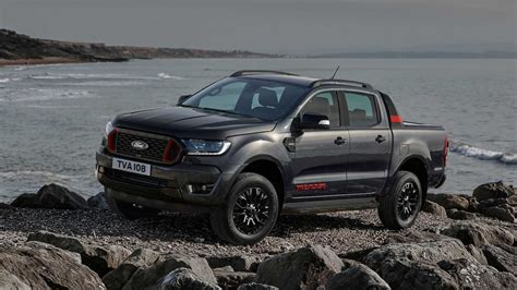 Ford Ranger Thunder Special Edition Launched in Europe