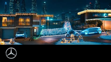 The high-tech Christmas - This is the new Mercedes-Benz