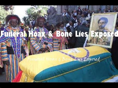 The Alleged Death & Resurrection Of Haile Selassie I